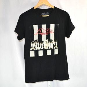 Blondie Goodie Two Sleeves Purrallel Lines Tee XL
